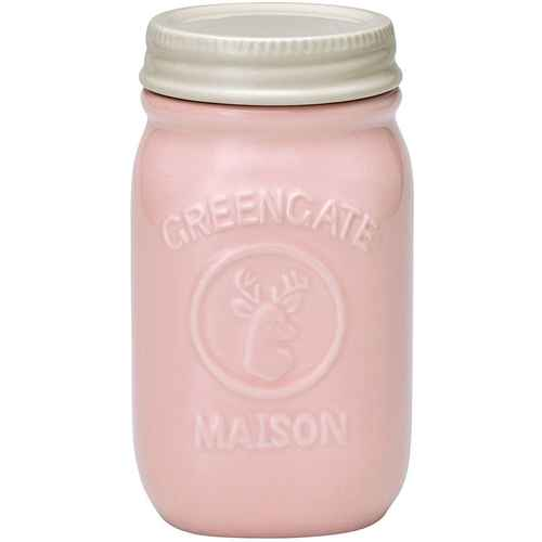 GreenGate Burk - Jar Maison Pale Pink H 15 cm 0b6d8211c1bc4
