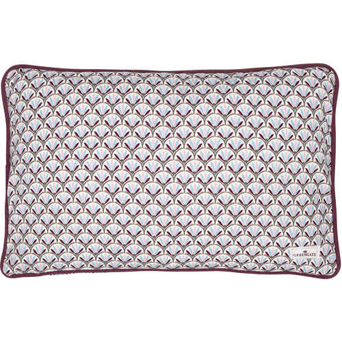 GreenGate Kuddfodral - Cushion Victoria White 50 x 30 cm 35b4b21213648