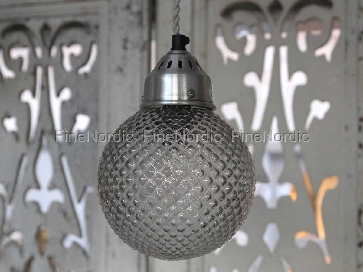 Chic Antique Lampa Boll med Tern Ø 21 cm